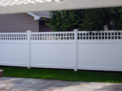 Cedar Fences, Aluminum Fences, PVC Fences, Vinyl, Aluminum, Wood, Michigan, Southeast Michigan, Residential Fences, High-Quality Materials, finials, hinges, decorative trims, Royal Oak